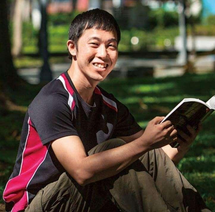 巫明帆前半生都在努力爭取一份學術工作,想不到峰迴路轉,他對投資的興趣,反而成為主業(圖片來源:受訪者臉書)