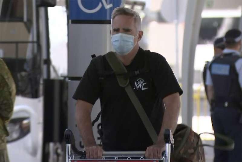 《澳洲金融評論》中國特派員史密斯,因遭公安威脅調查,8日緊急出境返澳。(AP)