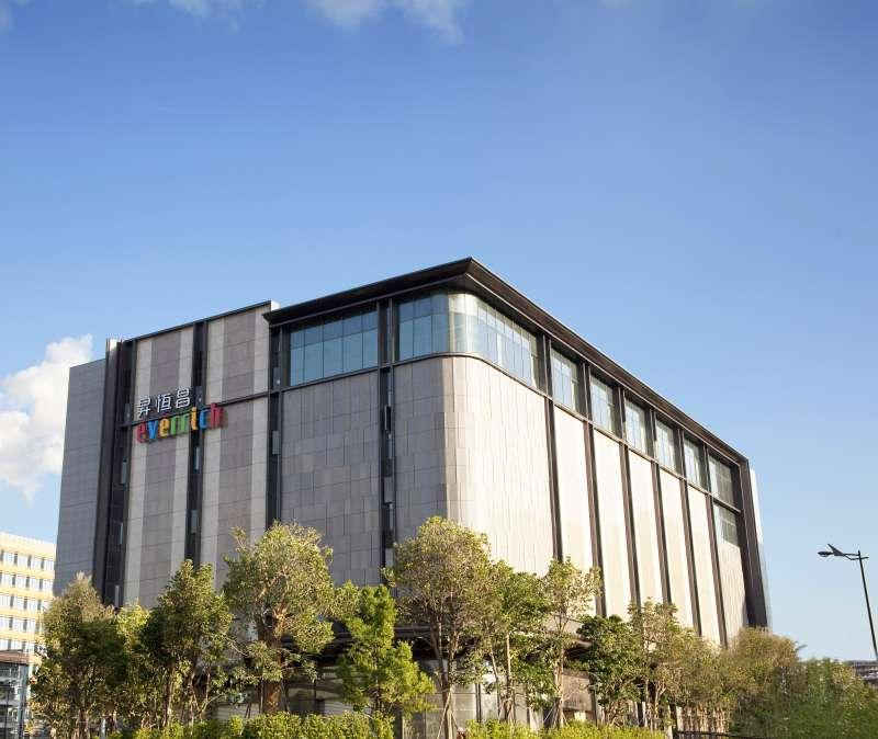 【圖說三】昇恆昌台北市區內湖旗艦店坐落於金莊路100號