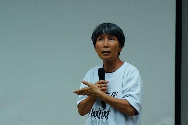作者陳美霞。台灣公共衛生促進協會提供