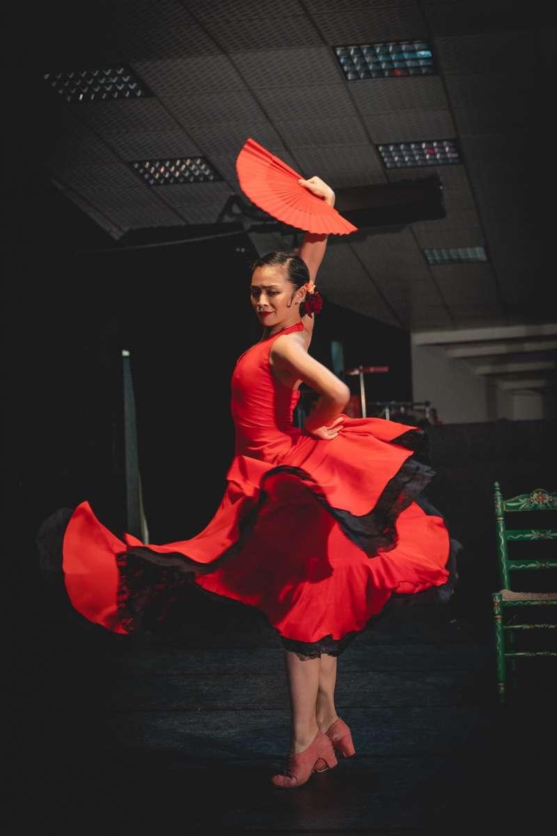 新北女力第2季,年輕舞蹈家薛喻鮮。(圖/新北市新聞局提供)