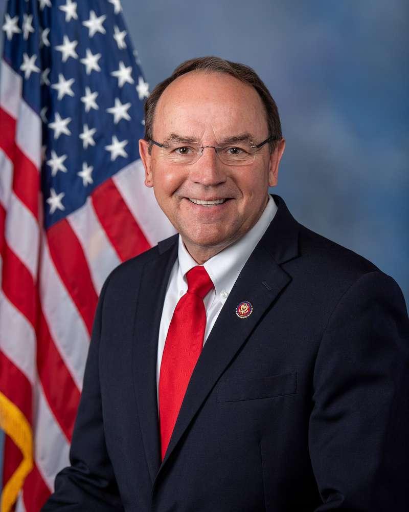 美國共和黨籍眾議員帝芬尼(Tom Tiffany)。(維基百科/公用領域)