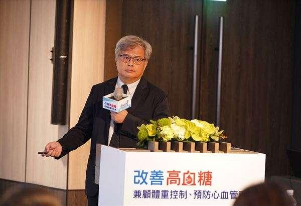 中華民國糖尿病衛教學會理事長杜思德表示,根據2019年台灣糖尿病年鑑資料顯示,65歲以上老年人是糖尿病的最好發族群,平均每2位糖尿病患者就有1人是65歲以上老人。(圖/華人健康網)