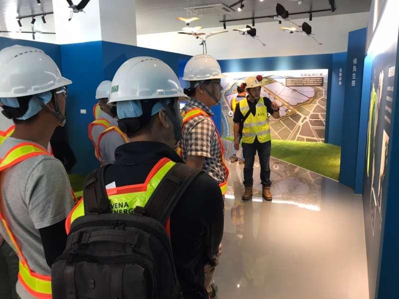 圖三、 義竹綠能生態教育館未來將開放空間予學術單位或NGO申請,共同推廣綠能教育、與傳達生態保育的理。(韋能能源)