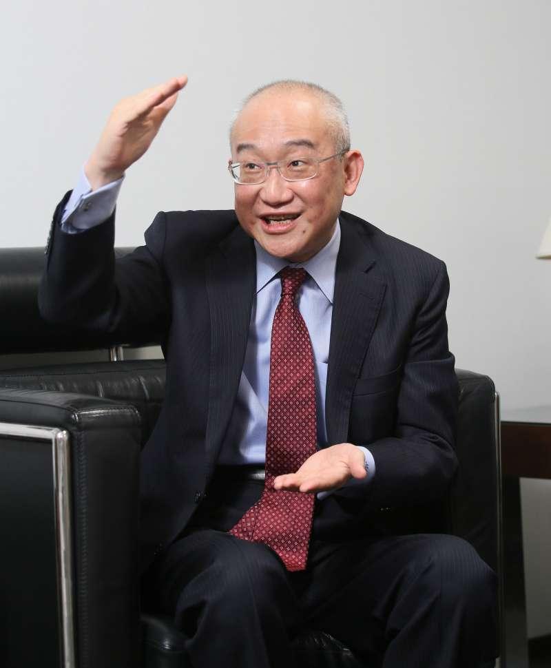 2020.09.23-期貨公會理事長糜以雍。(柯承惠攝)