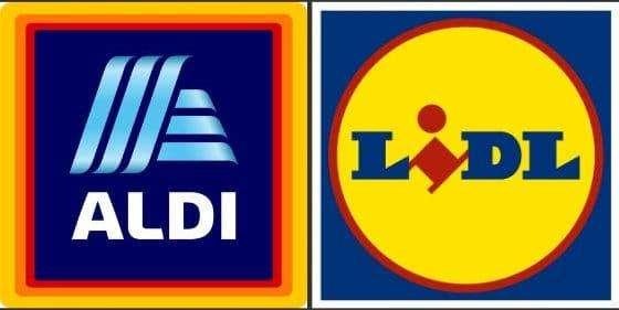 Aldi 跟Lidl 多年來呈現互相抄襲商業模式,但又競爭的狀態。(圖/方格子 Vocus提供)