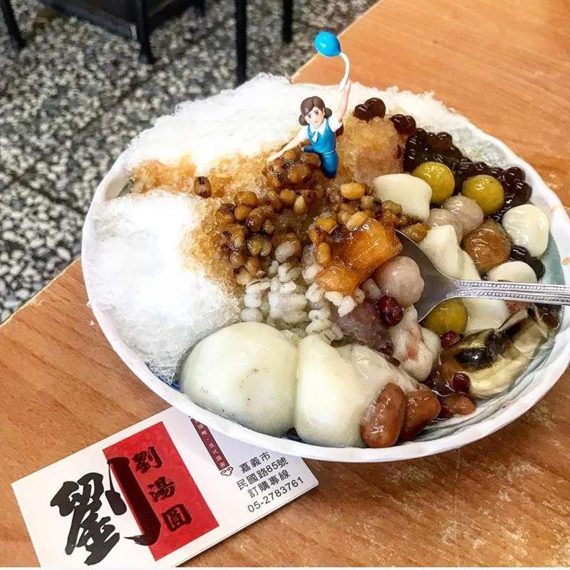 嘉義美食(圖/instagram@yokowang55提供)