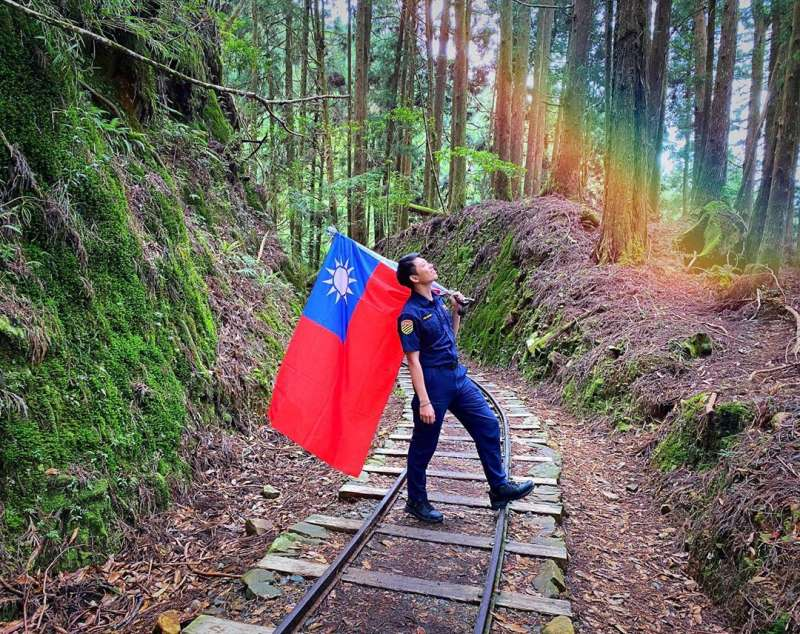 國慶雙十連假登山路線推薦-特富野古道。 (圖/a024111@Instagram)