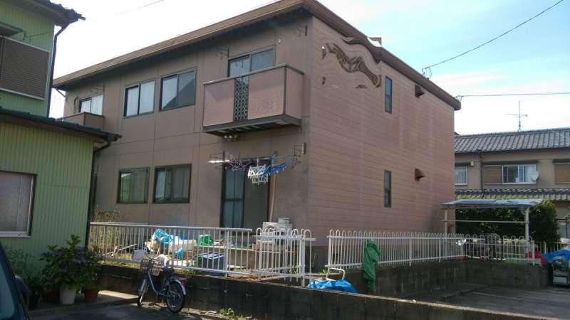 據說那棟公寓從命案發生後,至今30多年都沒人敢去租。(圖/kasugainaoki@twitter)