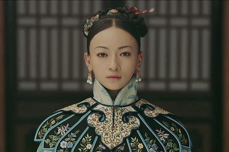 清朝后妃(圖/IMDB)