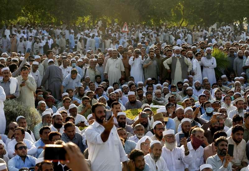 巴基斯坦政府祭出TikTok禁令(AP)
