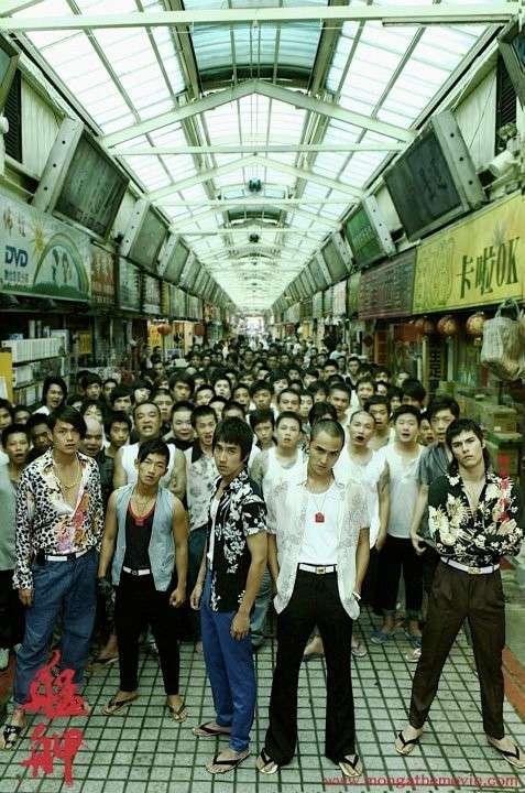 在萬華取景的電影當中,最有名的就是由導演鈕承澤執導、阮經天、鳳小岳及柯佳嬿等人主演的電影《艋舺》。(圖片來源:艋舺Facebook粉絲團)