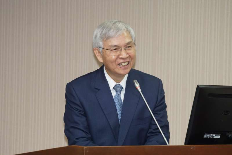 20201015-立法院15日召開財政委員會,央行總裁楊金龍備詢。(盧逸峰攝)