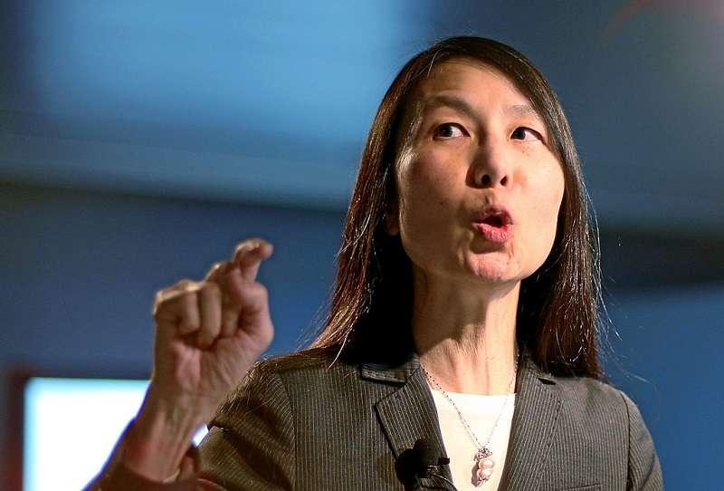 提出「運算思維」的美國知名華裔電腦科學家周以真博士。( Flickr: An insight, an idea: Jeannette Wing∕維基百科)
