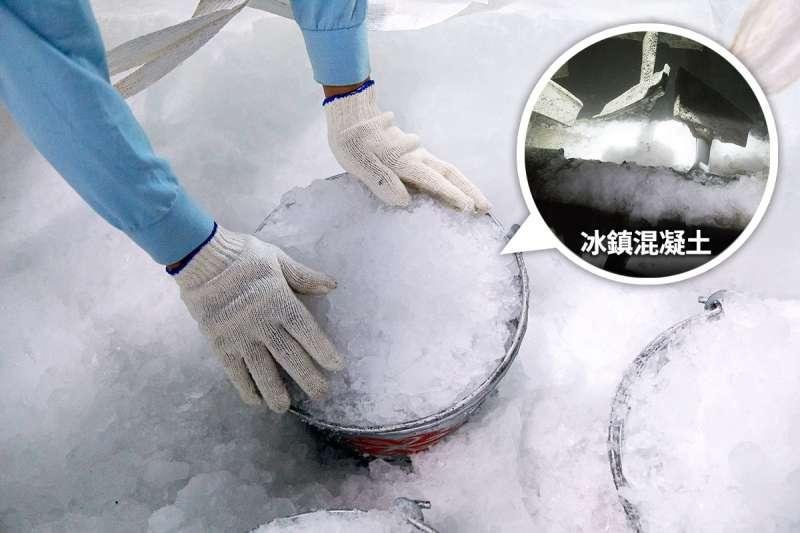 台北榮民總醫院重粒子癌醫中心的混凝土研發技術與高端品管供應,奪下由台灣混凝土學會所頒發:「2020混凝土工程優良獎」最高榮譽的特優獎。(國產提供)
