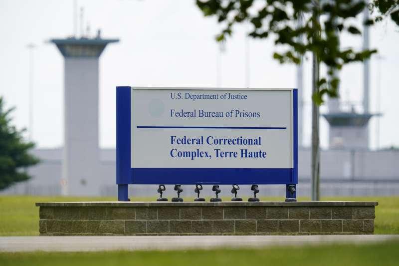 美國聯邦政府上一次處決女性死囚是1953年。死刑,極刑,廢死。(AP)