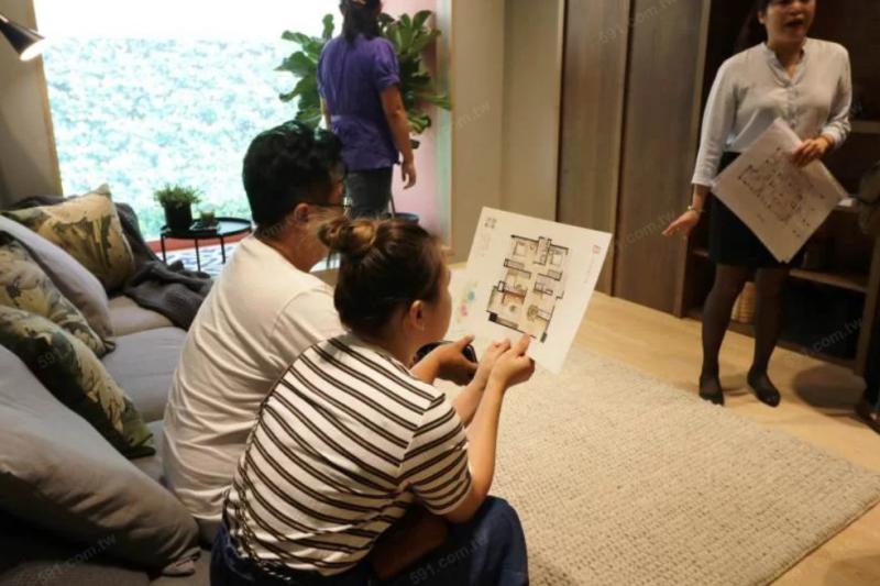「平面圖與實際狀況不符合」是房屋買賣中常見爭議項目,民眾得要睜大眼睛留意。(圖/591房屋交易網)