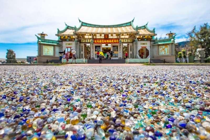 ▲彰化景點推薦-玻璃媽祖廟。(圖/pierrehuang, Instagram)