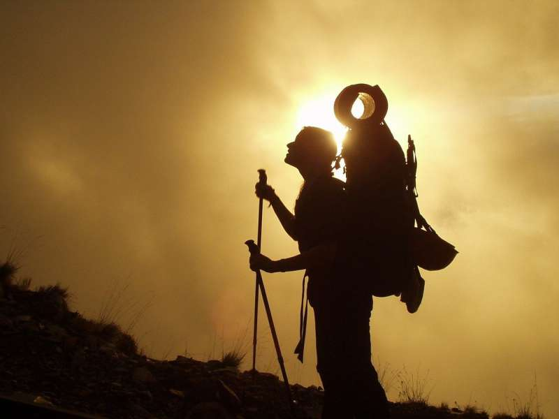 新手登山-登山是一種生活方式。(圖/Tripbaa趣吧提供)