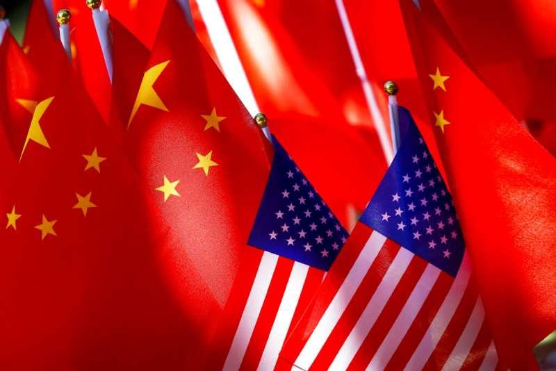 中美關係、中美新冷戰。(美聯社)