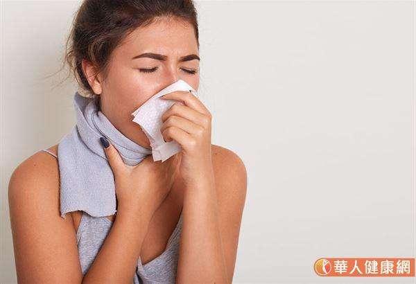 引起下鼻甲肥大的原因可分為:「先天性」與「後天性」。(圖/華人健康網提供)