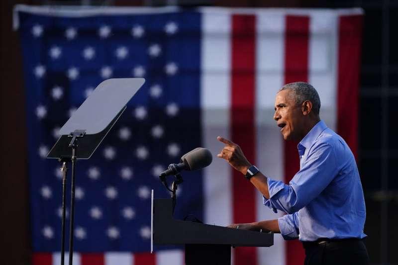 歐巴馬任內雖被認為對中國非常友善,卻也批准高達64億美元的軍武售台。(美聯社)