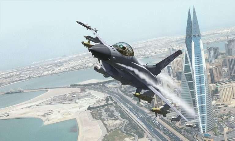 川普政府對台出售66架新式F-16戰機,大幅提升國軍的空中防禦能力。(翻攝自洛克希德・馬丁網站)