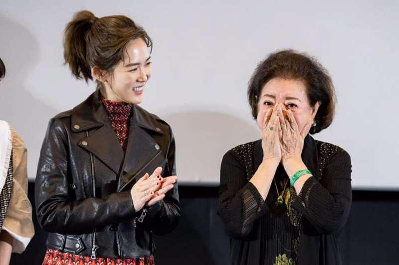 陳淑芳以精湛演技,入圍2020年金馬獎兩項大獎(圖片來源:電影粉絲團)