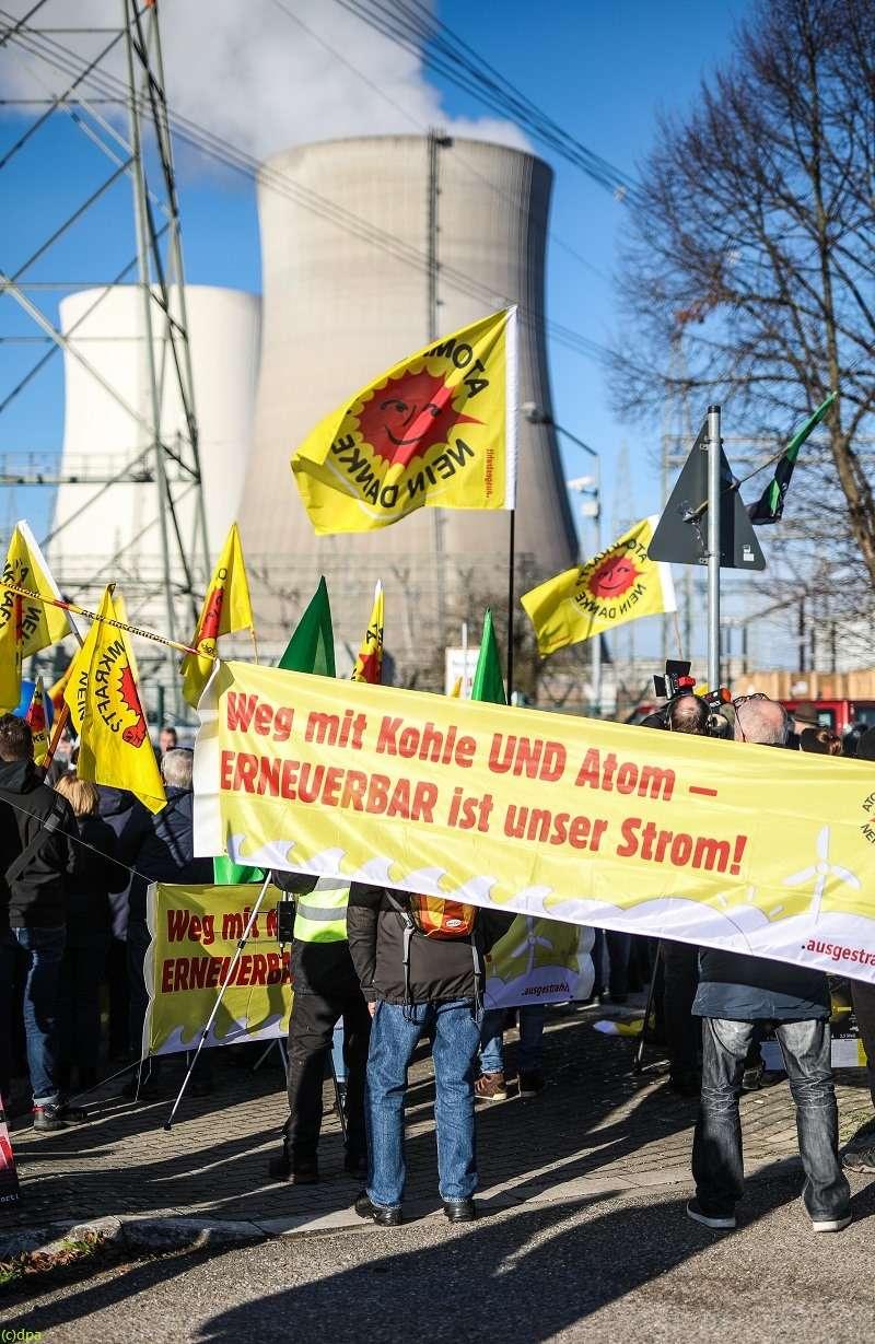 20191230-德國的最後3座核反應爐將於2022年底關閉。(取自German Institute Taipei 德國在台協會臉書)