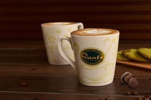丹提咖啡。(圖/截自丹提官網)
