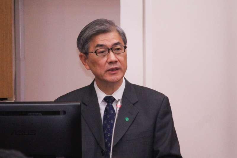 20201207-金管會主委黃天牧出席立院財政委員會專案報告。(蔡親傑攝)