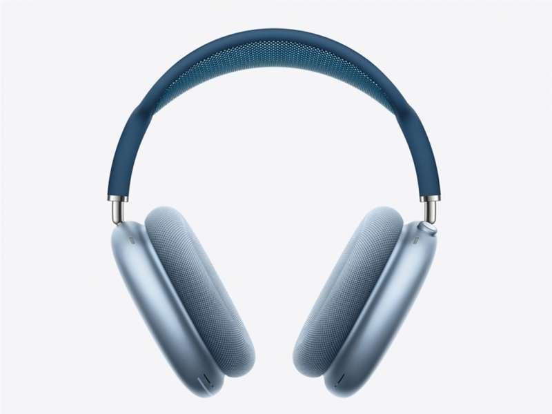 強調音質、包覆性的Airpods Max,蘋果無預警在12月8日發表(圖片來源:蘋果官網)