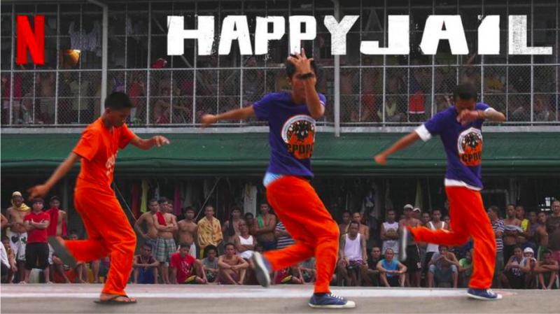 拘留所裡犯人快樂的跳舞可以說是第一次聽到。(圖/方格子Vocus)
