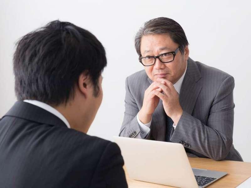 從面試也能迅速判斷出主管是否值得你一路跟隨。(圖/Shutterstock)