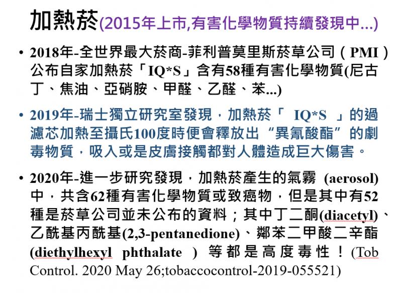 20201211-加熱菸(董事基金會提供)
