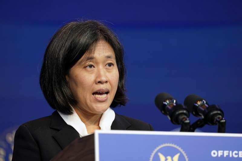 拜登新政府:台灣移民第2代戴琪被提名為美國貿易談判代表(AP)
