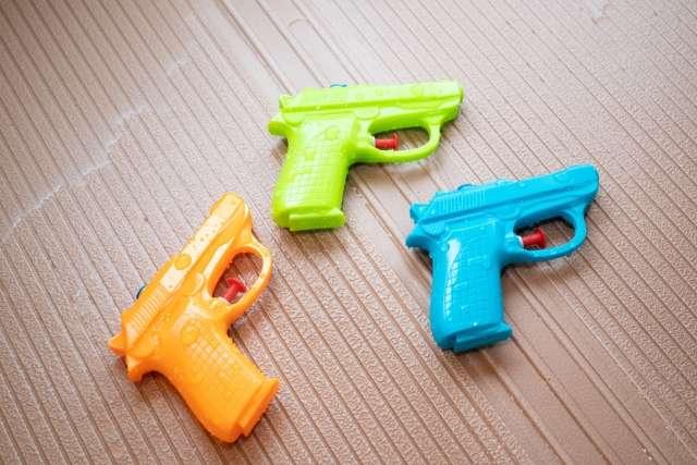 槍、玩具槍、水槍(圖/photoAC)
