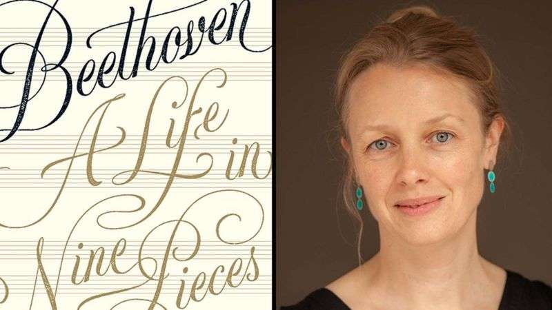 滕布里奇為紀念貝多芬誕辰250年,寫了「Beethoven: a life in nine pieces」一書。(BBC News中文)