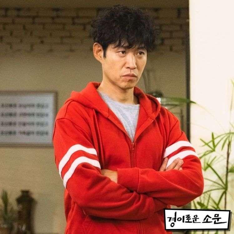 由知名演員「劉俊相」飾演劇中角色賈模度。(圖/少女心文室)