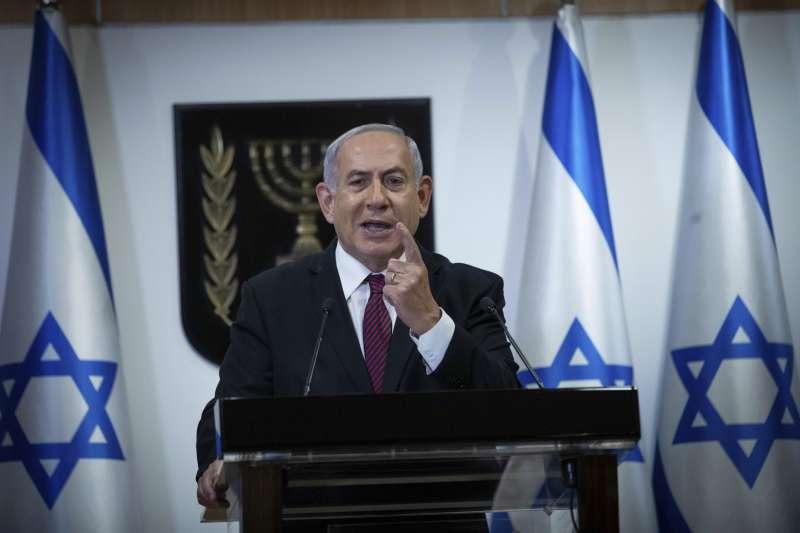 以色列大選,以色列將舉行2年內第4次大選,總理納坦雅胡稱自己也不想要選舉。(AP)