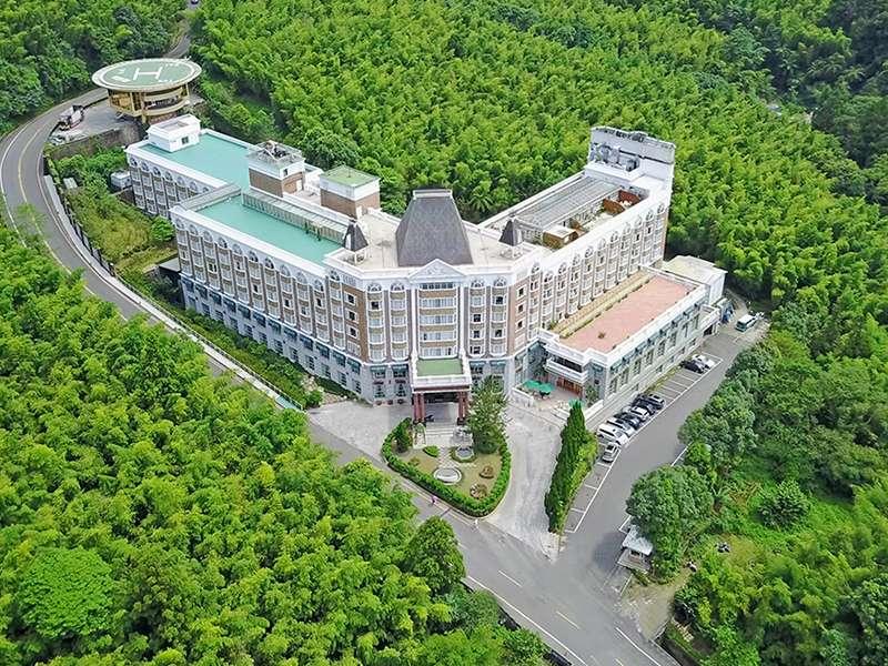 溪頭米堤大飯店(圖/易遊網)