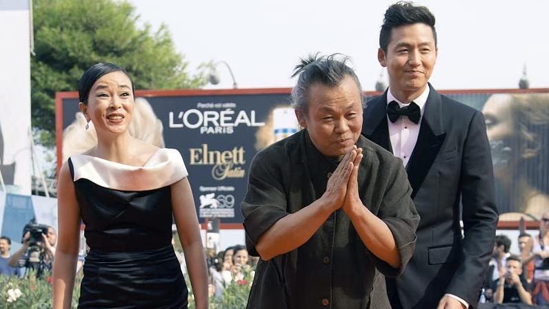 已逝韓國導演金基德。(圖/取自IMDb)