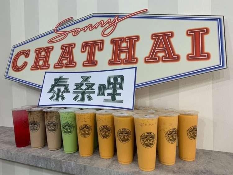 樂華夜市排隊美食-泰桑哩SONNY_CHATHAI。(圖 / IG @sonny_chathai)