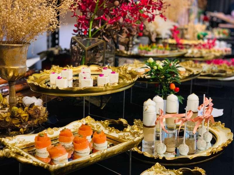 法國當代BBR對美感的重視表現在精緻餐點上(圖/法國當代)