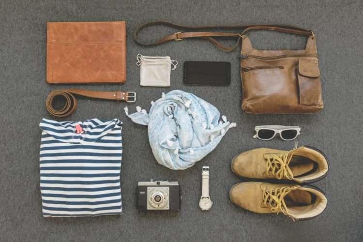 聖誕節交換禮物推薦-旅行收納袋。(圖/ReadyGo)