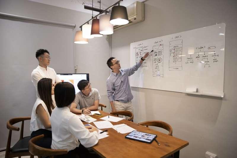艾格創意以WordPress客製化網頁設計專業建置體質良好的品牌官網(圖/艾格創意設計)