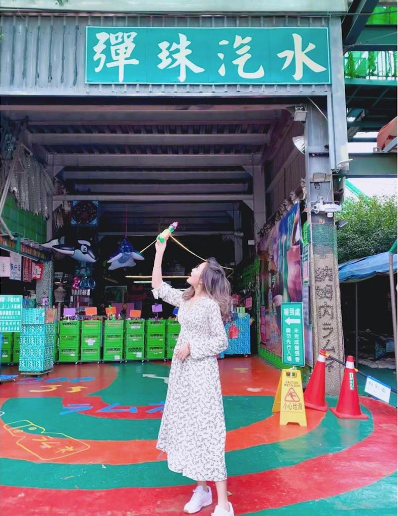 銅鑼必去景點推薦-大補內彈珠汽水工廠。 (圖/verna_lu_, Instagram)