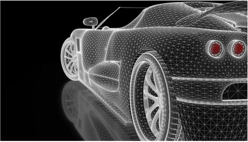 路透社指出,蘋果可能在2024年推出「Apple car」。(圖/方格子提供)
