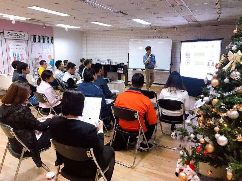 春天會館規劃多元活動及課程,提供會員更豐富的服務內容(圖片來源:春天會館)