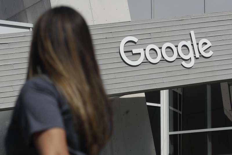 Google Play商店下架廣受川普支持者歡迎的社群媒體Parler。(AP)